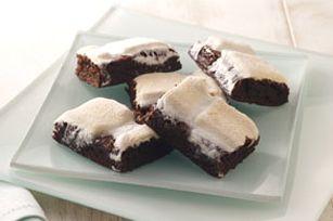 Stackermallow Brownies! YUUUM!