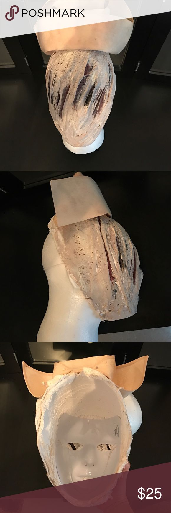 Silent Hill Nurse Mask This is a homemade costume. Silent Hill Nurse Mask. Items being listed separately, discount for bundling the entire costume! Only worn once for a party. Other