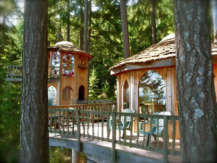 Magical Hobbit House - Orcas Island, Washington