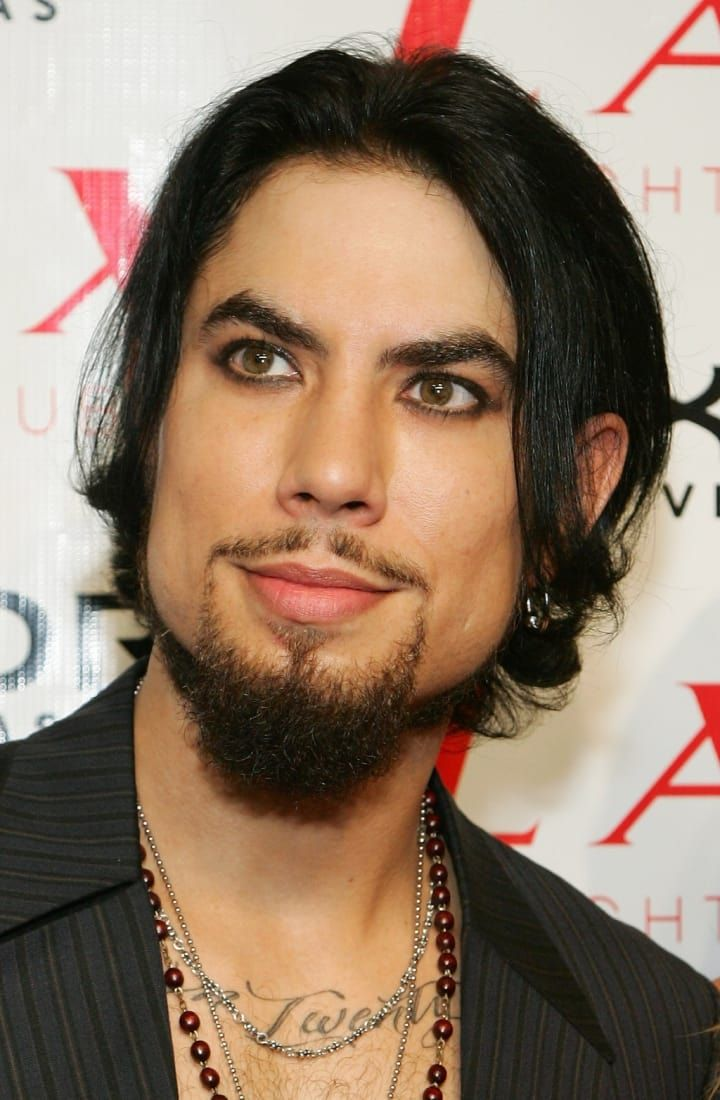 Dave Navarro's 12 Most Impressive Smoky Eye Looks