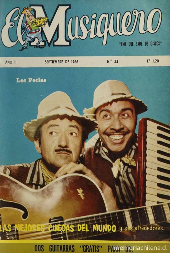 El Musiquero (1964-1976) fue una de las revistas musicales más longevas del siglo XX. En sus 269 números se encuentra un amplio espectro de publicaciones que cubren tanto la actividad del folclor como la música popular chilena y latinoamericana.