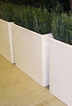 1000 id es sur le th me jardini re rectangulaire sur for Jardiniere exterieure en aluminium