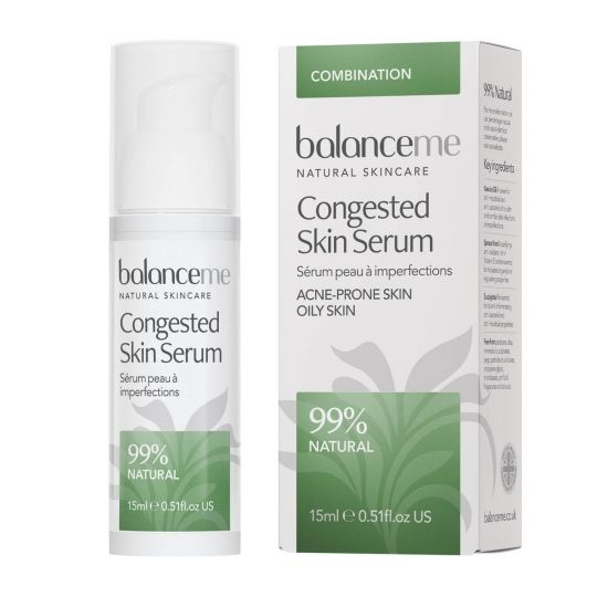 £16 Congested Skin Serum 15ml - much prefered over harsh spot creams. Took a few days for my skin to get used to but now it's great.