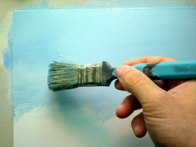 step by step painting with acrylics for beginners