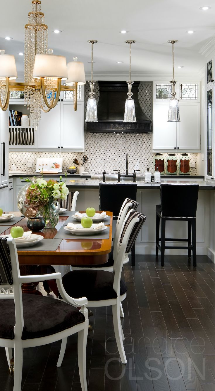 Kitchen Renovation By Candice Olson Design Inc Candiceolson