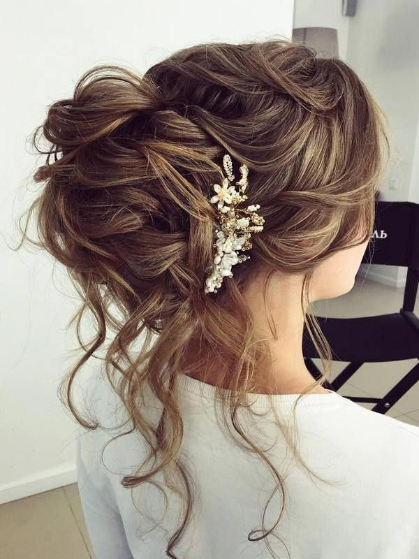 70 Chic Wedding Hair Updos for Elegant Brides – My Stylish Zoo #haircoloring #haircuts #haircolorideas #hairmakeup