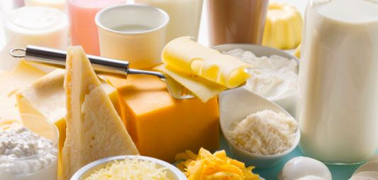 Milk and dairy in your diet and healthy dairy choices for adults