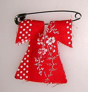 Japan swap (kimono)  girlscoutswaps