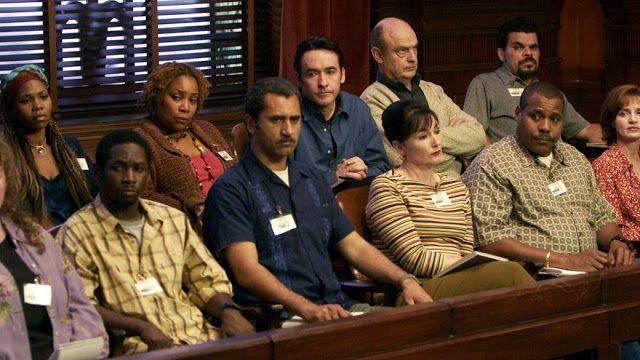The Jurors on The Runaway Jury