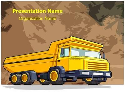 26 best automobile and vehicles powerpoint template images on check out our professionally designed and world class industrial dump truck ppt template toneelgroepblik Gallery