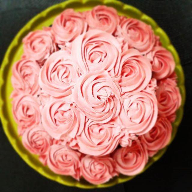 Chantilly Roses