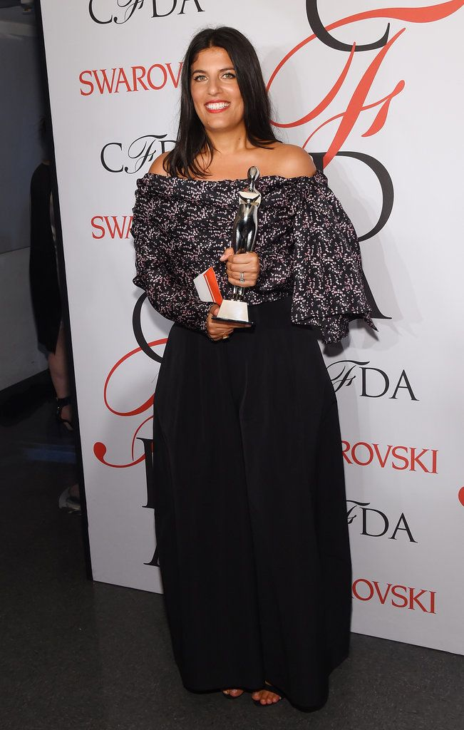 2015 CFDA Award Winners | POPSUGAR Fashion