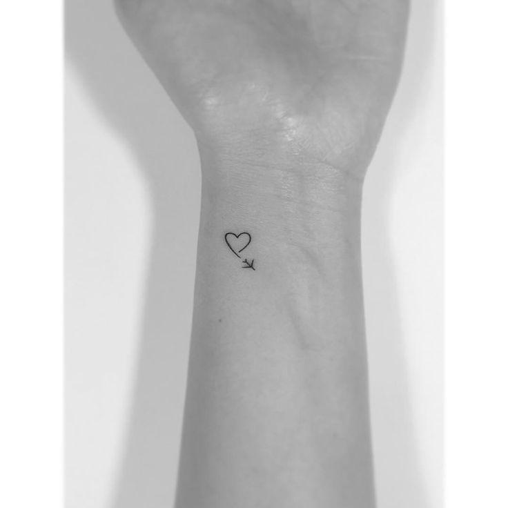 Mini tattoo :)