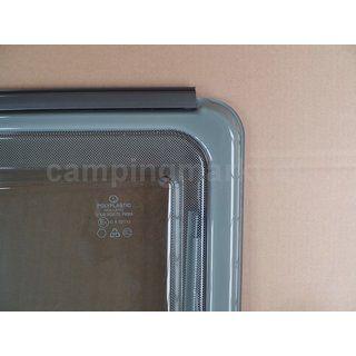 polyplastic hobby ausstellfenster bugfenster frontscheibe bugscheibe 1650 x 640 mm - Wohnwagen Dusche Warmwasser