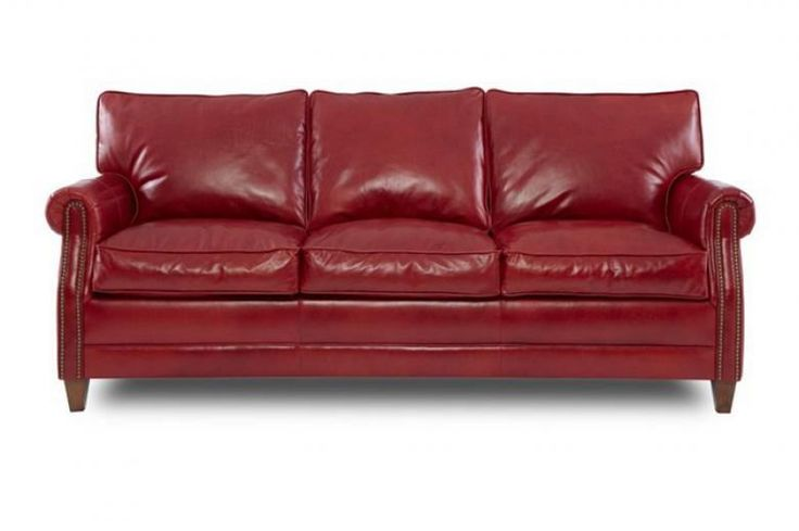 Elite Leather Sundance Sofa
