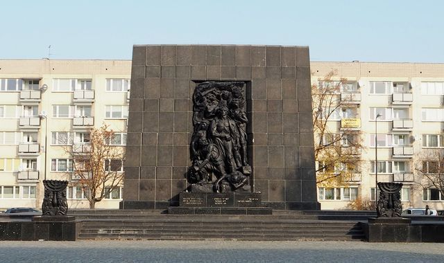 The Warsaw Ghetto Fighters Memorial The POLIN Museum of the History of Polish Jews in Warsaw—Part 1 - World Socialist Web Site
