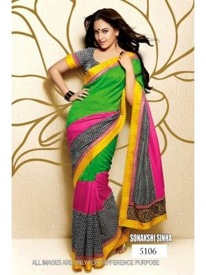 Sonakshi Sinha Sarees006 Check our New Bollywood collection, http://20offers.com/index.php?route=product/product&product_id=3112&search=sonakshi#.Uz6KkqiSzxA , Available for shipping worldwide,  Buy Bollywood Sarees at lowest price in USA, CANADA, AUSTRALIA, NEW ZEALAND, SINGAPORE, MALYASIA ,UK, NETHERLANDS, FRANCE, JERMANY - Indian Clothing Online!