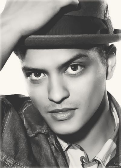 Bruno Mars--Cant wait to see him next month!!