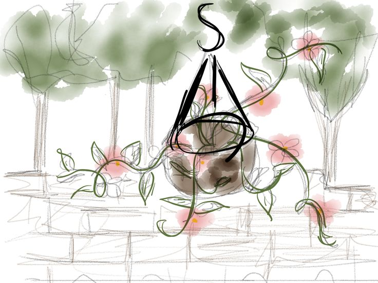 Drawing from Paper 53 on iPad ;)