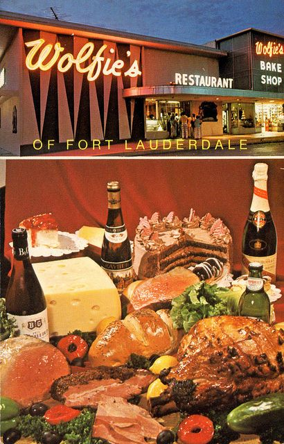 Wolfie's Restaurant in Fort Lauderdale by it's better than bad, via FlickrCont Lauderdale, Vintage Signage, Florida, Daughters Trips, Vintage Signs, Fort Lauderdale, Favorite Pictures, Wolfie Restaurants, Cousins Jeanne