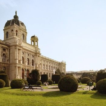 fine The Kunsthistorisches Museum (Art History Museum) was built in 1891 near th…