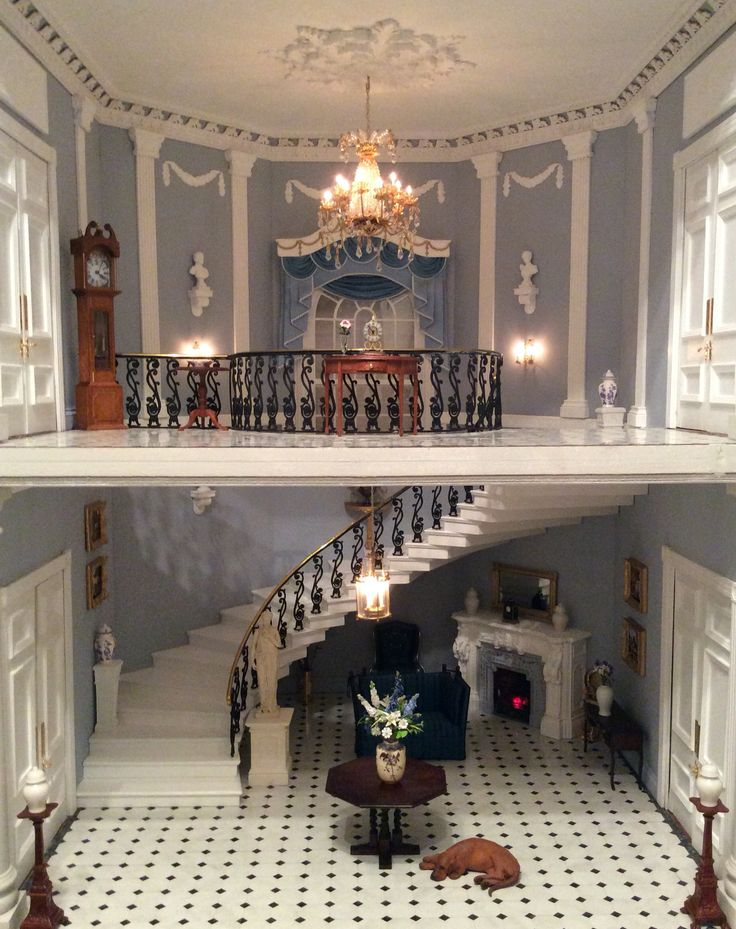Exceptional Dolls House Grand Designs.co.uk Hallway Design
