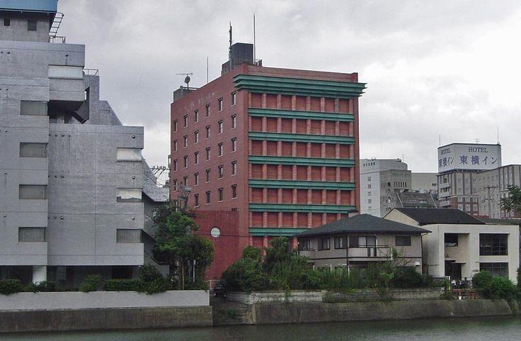 Fukuoka - Hotel il Palazzo, Aldo Rossi