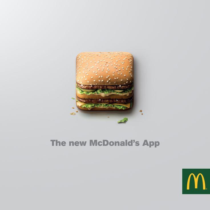 McDonald's App on Behance