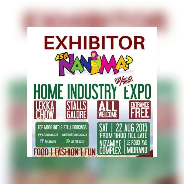 Expo tomorrow at Nizamiya Masjid , BE THERE