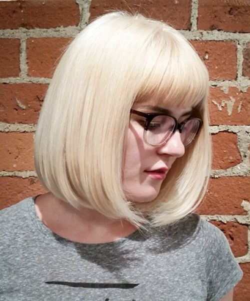 hair color styles pictures best 25 platinum bangs ideas on 9680