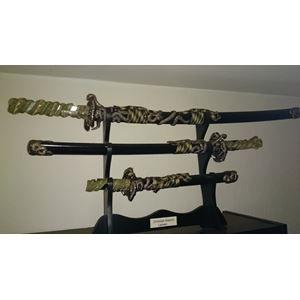 Våben og militær, Samuraisværd, Jeg har det her sæt
