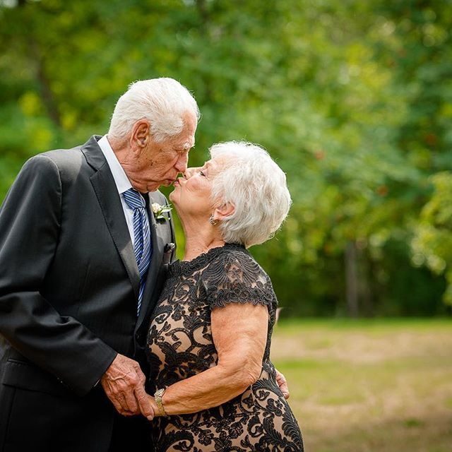 These two love birds. I believe they have been married for 62 years!! Amazing. At a wedding it's great to take a couple minutes to capture all the people who mean so much to you. It's a special day for them too