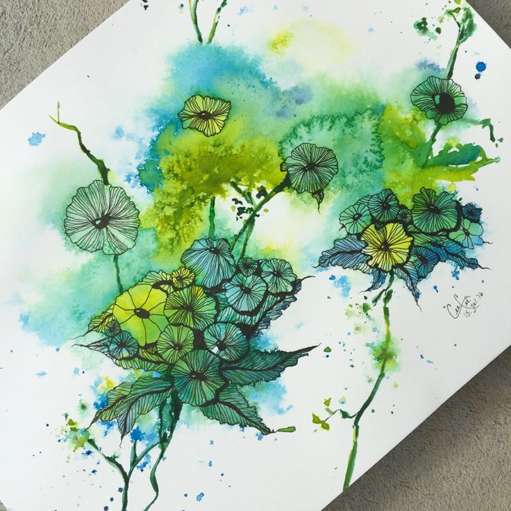 CeeCee is creating mixed media art | Patreon