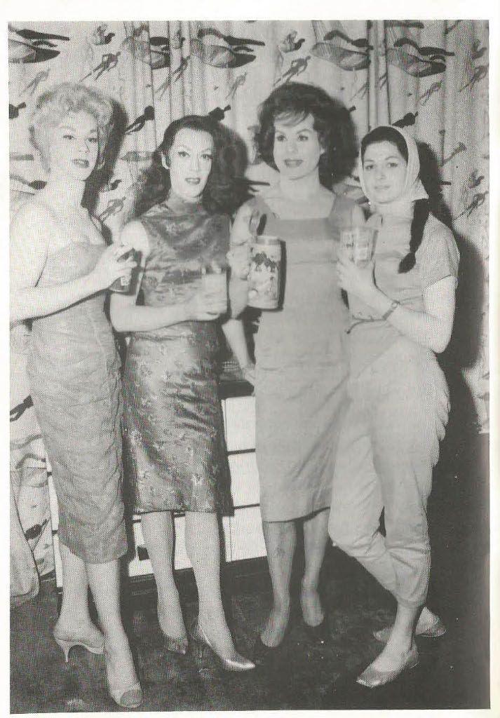 Vintage Female Impersonators Female Impersonators Mostly