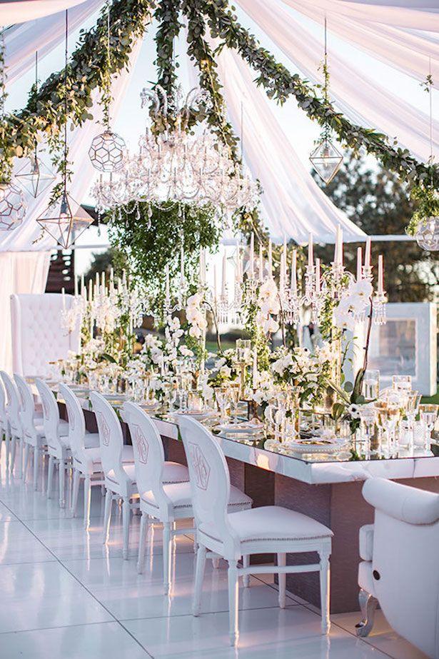 #Wedding  #Tablescape Photography: Jasmine Star  #Belle The Magazine