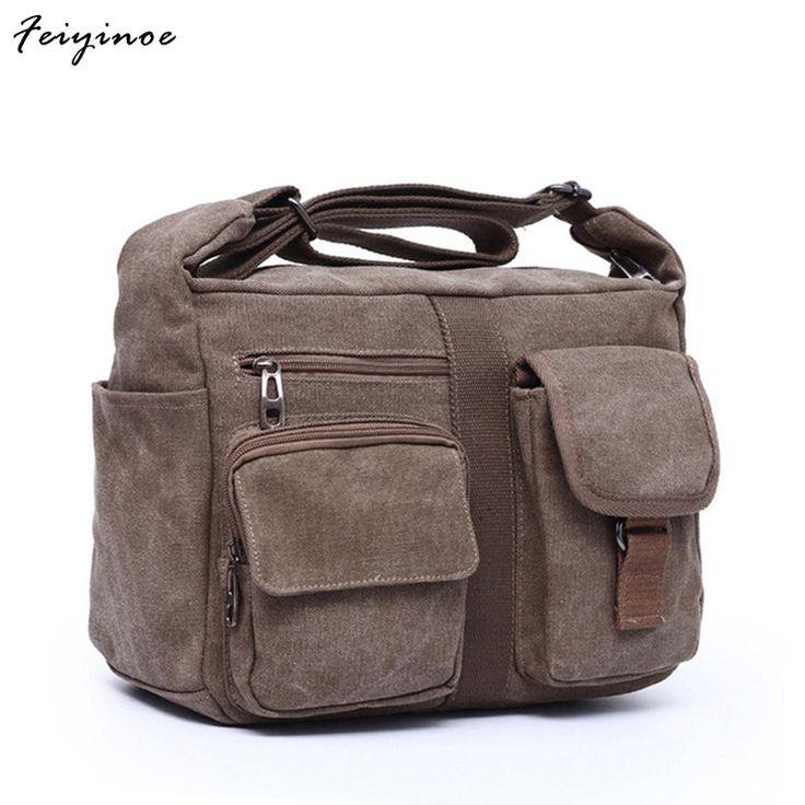 Новинка 2017 парусиновая сумка мужчины косой сумка-баул мужчины сумка