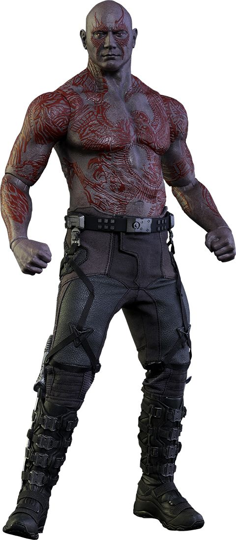 Marvel Drax the Destroyer Sixth Scale Figure by Hot Toys | Sideshow Collectibles