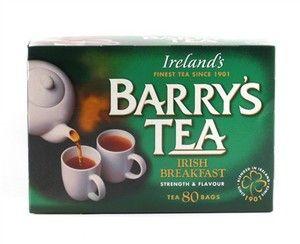 Barry's Irish Breakfast