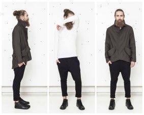 Man, fashion, Hana Zárubová, Foto: archiv Hany Zárubové #design #czechdesign