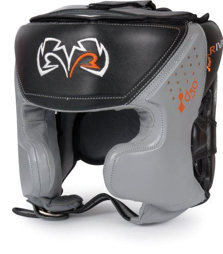 Rival d3o Intelli-Shock Pro Training Headgear, BK/GR, M by Rival. $129.99. The RHG10 is the result of 2 years of evolution and heightened improvements, we have worked very closely with a lot of athletes in the boxing world to bring you a head gear like no other on the market today.