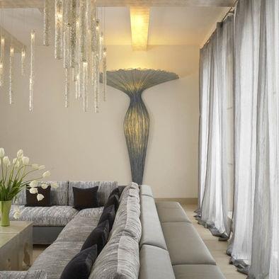 13 besten Curtains Bilder auf Pinterest Fensterdekorationen - moderne wohnzimmergestaltung