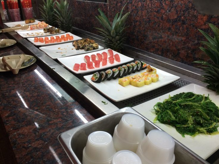 Sakura Buffet - An Asian Buffet We Actually Like! - Jacksonville Restaurant…