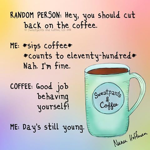 Conversation with Coffee #25