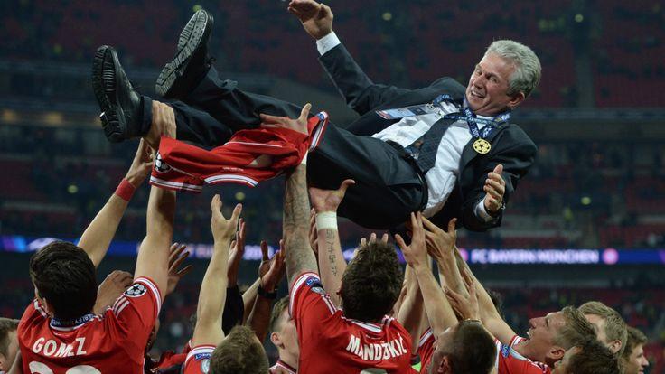Offiziell! Jupp Heynckes wird Trainer bei Bayern München - Bundesliga Saison 2017/18 - Bild.de