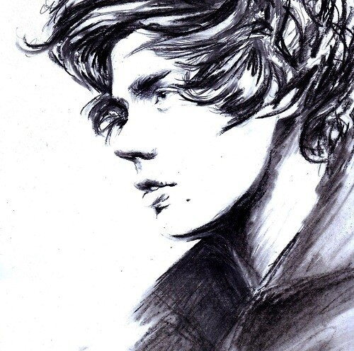 Wow. 1/2 of our fandom is so talented, and then there's the other 1/2 that draws things like that freaky zen picture o.O