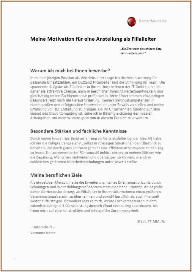 Bildergebnis F 252 R Motivationsschreiben Vorlage Schweiz