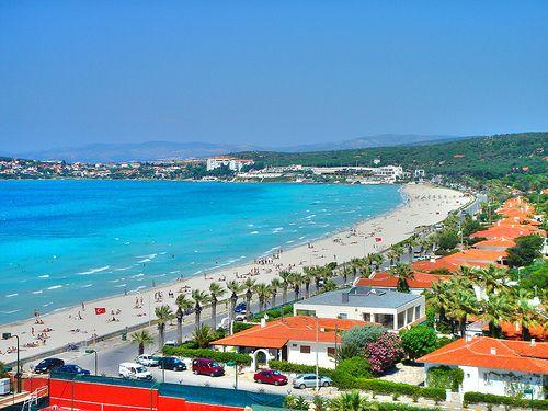 Ilica Beach, Cesme