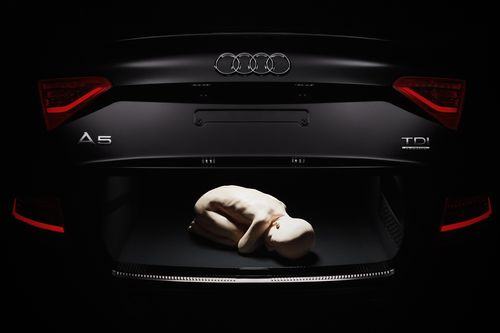 "Campaign for event - ""Breakfast with AUDI"" Photo: BoysPlayNice.com"