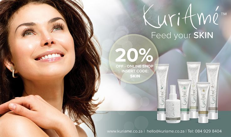 Your skin does not have to suffer through the recession! KuriAmé is offering a #BeatTheRecession offer that will ensure your skin stays naturally beautiful. For a limited time only, we are offering 20% off all our online products including our already discounted full set. That's right! You will pay only R1160 for our full set of KuriAmé Goodness. Simply use the code SKIN on checkout here https://kuriame.co.za/product/complete-set/