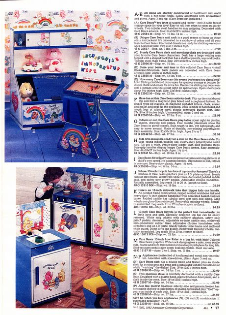 344 Best Vintage Carebears Stuff ♥ Images On Pinterest